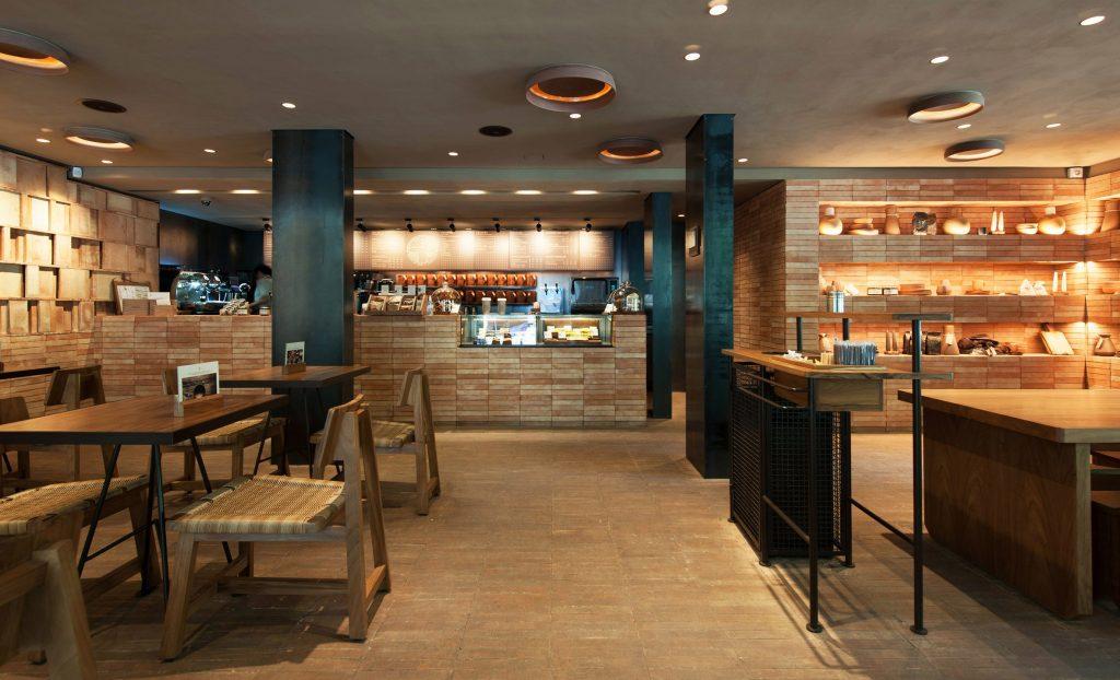 墨西哥知名品牌Garat咖啡馆设计